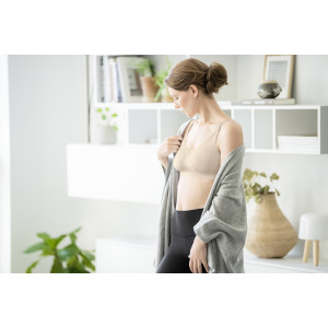Medela Maternity & Nursing Apparel Designed Without Underwire, Seams, or Elastic