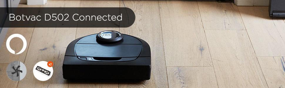Amazon.de: Neato Robotics Botvac D5 Connected - Smart