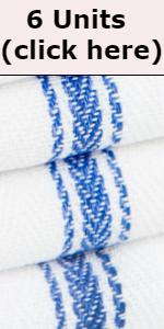 Blue Dish Towels