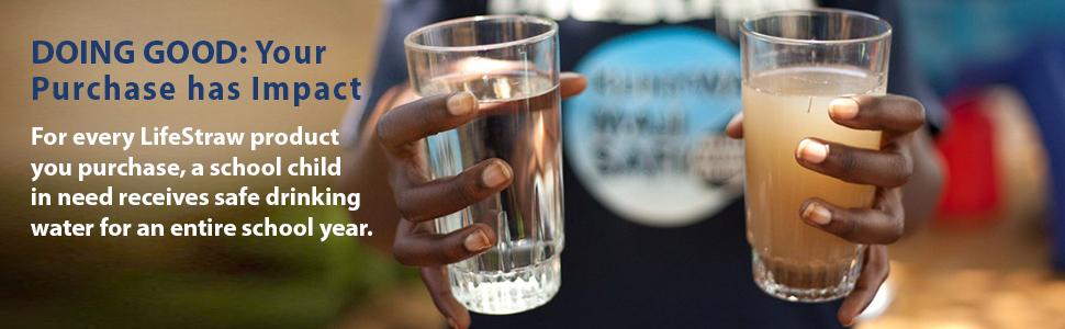 doing Good water
