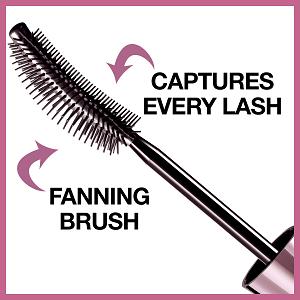 maybelline last sensational mascara brush