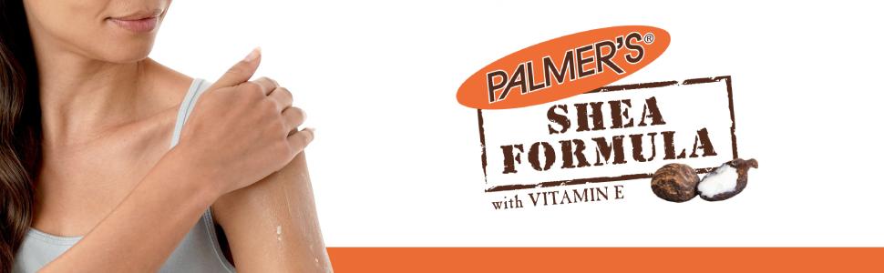 Palmer's Shea Formula with Vitamin E Body Lotion
