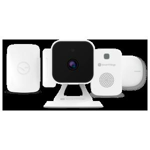 Dispositivos v-Home cámara vigilancia hogar