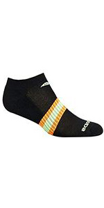 Comfort Fit No-Show Socks