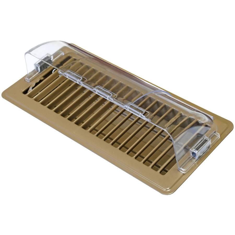 Air Conditioner Deflector Heating Floor Register Ceiling