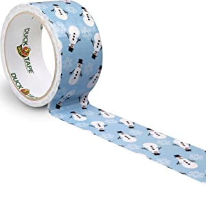 Duck Tape sneeuwpoppen