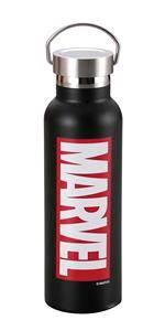 マーベル スポーツボトル 水筒 直飲み ダブルステンレスボトル