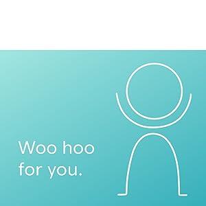 woo hoo for you