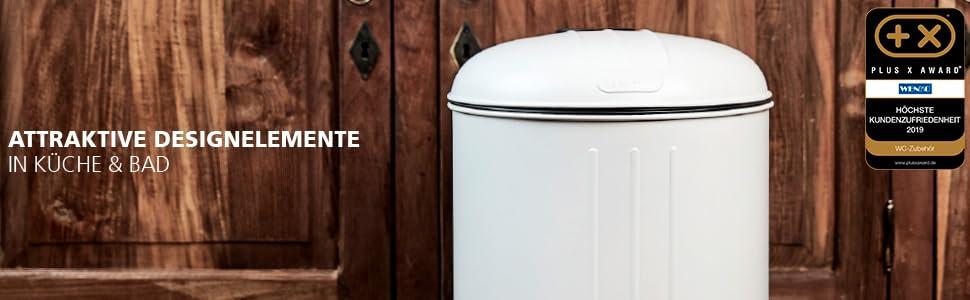 Wenko afvalbak voor keuken en badkamer – voor iedereen het juiste model.