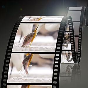 Optimiert für perfekte Videoaufnahmen