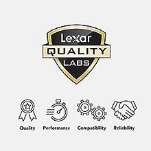 Lexar quality badge