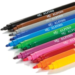 pen,rotuladores niño lavables,12 rotuladores punta fina,rotuladores ppunta fina, manualidades niños