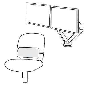 workspace wellness, workspace, wellness, desk, office, desktop, ergo, ergonomics, fellowes, cube
