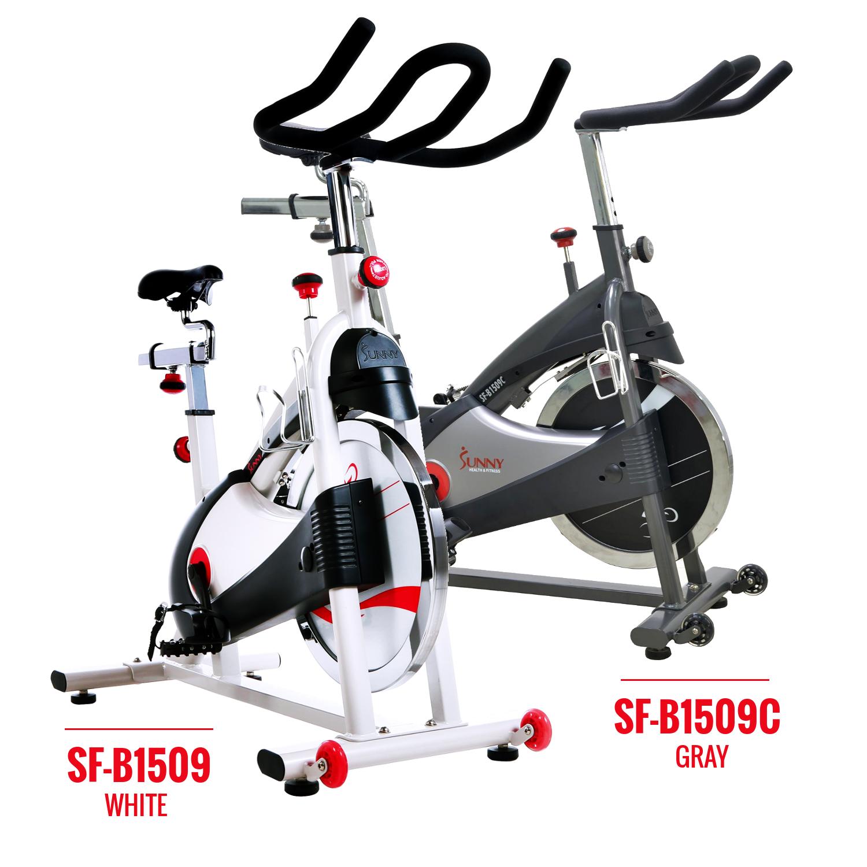 Amazon.com : Sunny Health & Fitness SF-B1509 Belt Drive