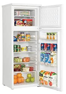 Danby DPF073C1WDB 7.3 cu. ft. Apartment Size Refrigerator with ...