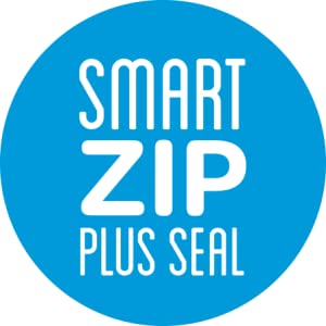 Ziploc - Smart Zip PLUS SEAL