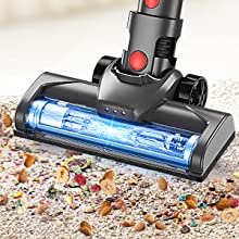 Meet All Your Cleaning Needs:Stick Vacuum , Handheld Vacuum and Car Vacuum