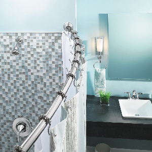 Moen Shower Curtain Rod