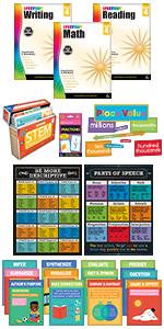 fourth grade learning bundle