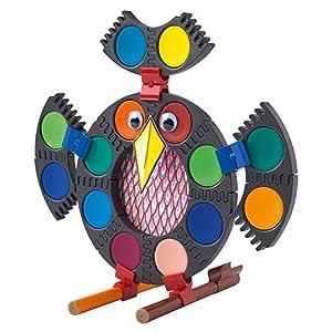 acuarelas, color, temperas, pintar, dibujar, colorear, faber castell, conector, juego, juguete