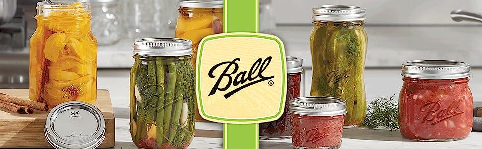 Ball FreshTECH Automatic Jam and Jelly Maker