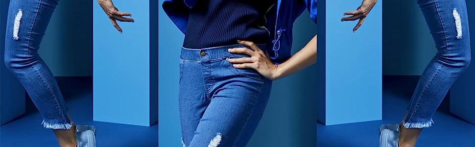 denim leggings, jeggings, hue jeggings, hue denim leggings, denim, leggings for women, leggings