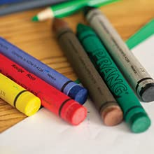 Prang Crayons