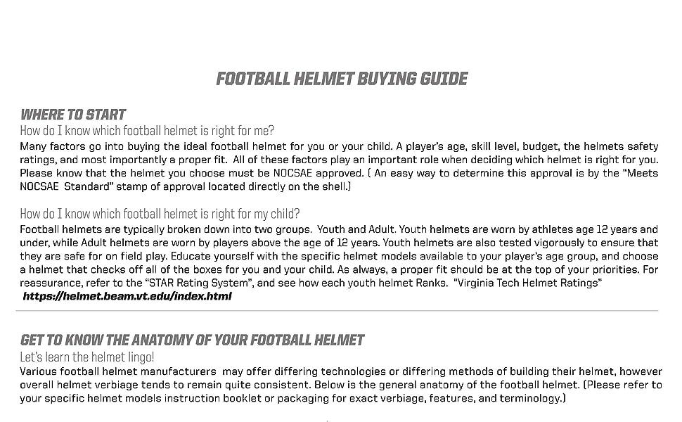 helmet guide 1