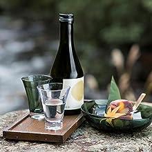 ミニグラス ゆらぎ 日本酒