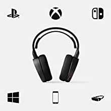 SteelSeries Arctis 5, Gaming Headset, RGB Illumination