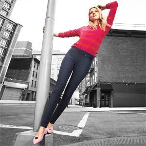 denim leggings, hue womens jeans, hue jeggings, denim jeggings, cotton jeggings, essential denim