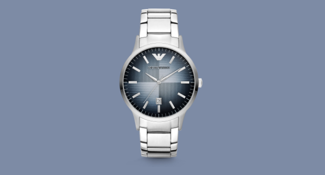 Armani Designer Men's Watch