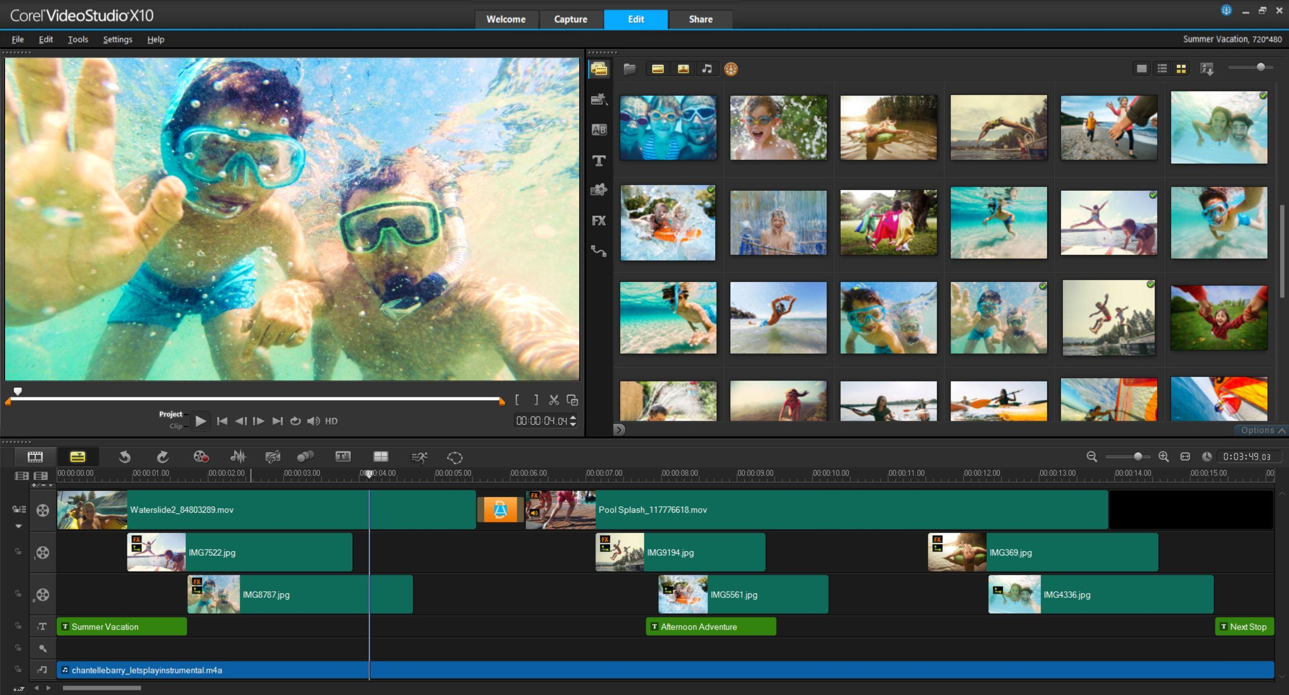 how to use final cut pro 7.0 3