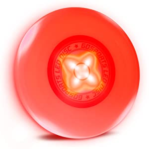 disc, flying disc, throwing disc, frisbee, outdoor games, tailgate, LED, light up games, backyard