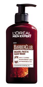 beard, wash, shampoo, conditioner, beard grooming, Barberclub