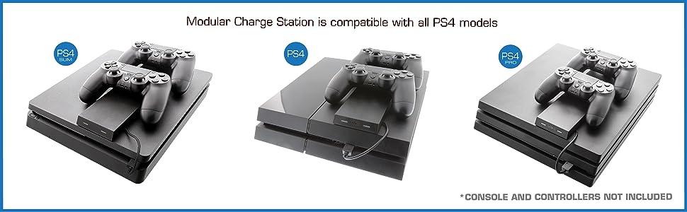 Amazon.com: Nyko Modular Charge Station (New Version) Dual ...