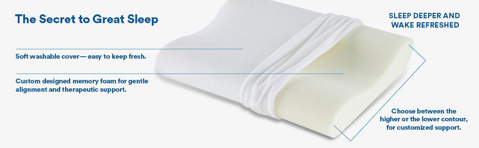 hypoallergenic pillow; hotel pillows; bed pillowshredded memory foam pillow
