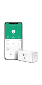 Compact Smart Plug