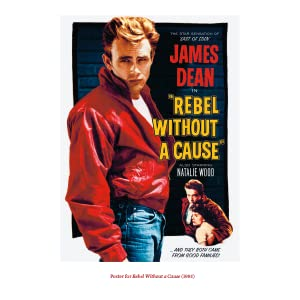 James Dean rebel without a cause leather jacket