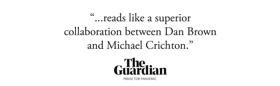 Dan Brown, Michael Crichton, Guardian, Winter World