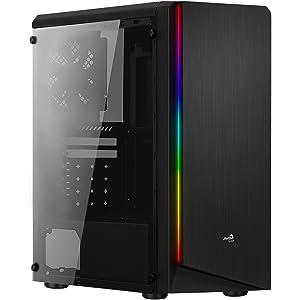 Aerocool - Caja gaming para PC