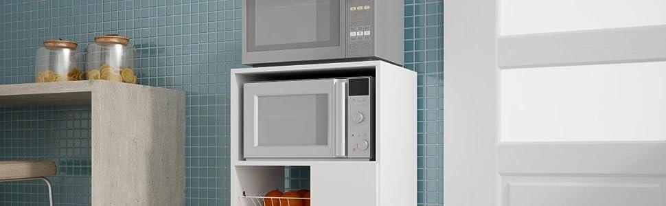 Orgnizador  Mueble  Mueble Con puerta  Cocina  Organización  Versa  Blanco  5c325dd02dea