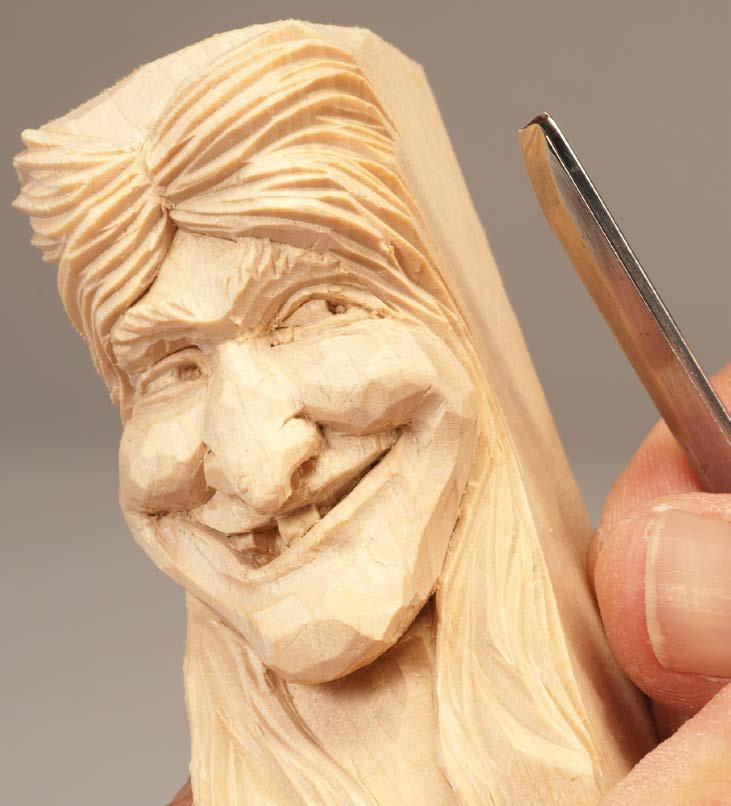 Carving faces workbook learn to carve facial expressions