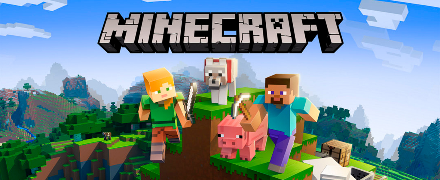 Minecraft Starter Collection - PlayStation 11  Amazon.com.br
