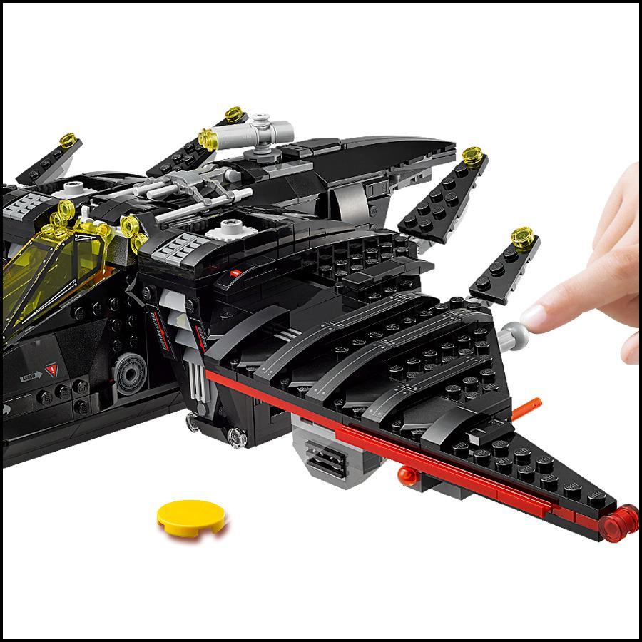 Lego Batman Toys : Amazon lego batman movie the batwing building