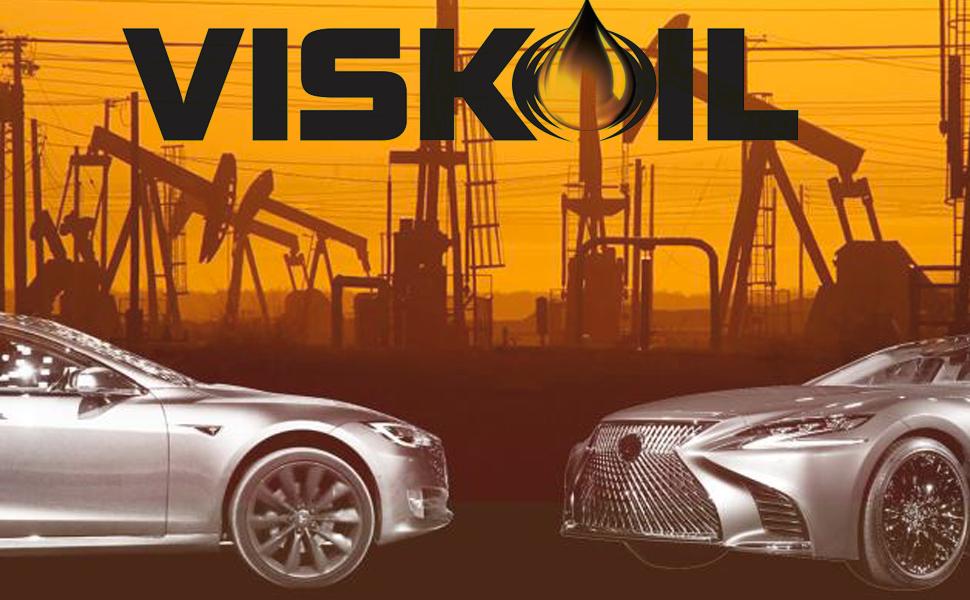 huile moteur viskoil