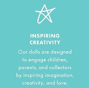 Madame Alexander Dolls for Inspiring Creativity