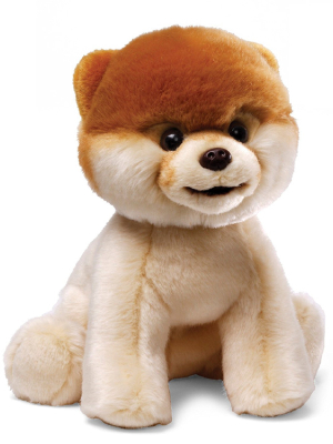 Amazon Com Gund 4029715 World S Cutest Dog Boo Stuffed Animal Plush 8 Multicolor Small Toy Toys Games