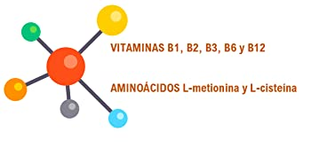 Depuhet contiene vitaminas y aminoácidos que mantienen la salud del hígado