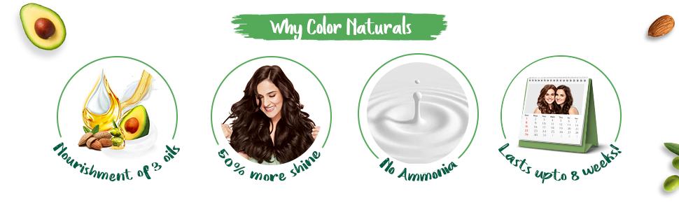 Garnier color naturals at home, sachet hair color, colour, hair care